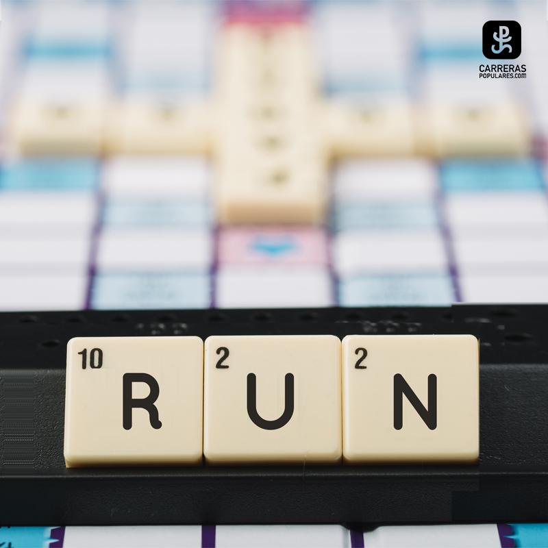 Corre para sentirte bien, lo de menos es la competición