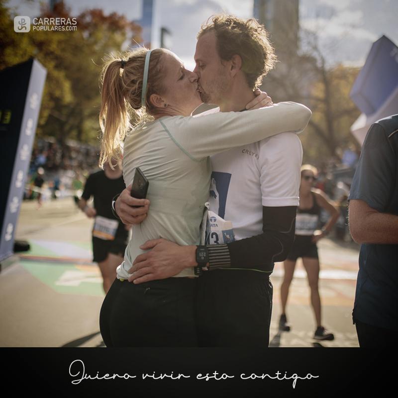Quiero vivir esto contigo