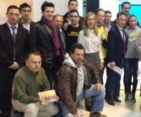 Presentación de varias pruebas deportivas de Ibiza en Fitur 2014