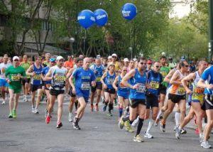 El autor del artículo, Mario Trota, asegura que es mejor persona desde que corre