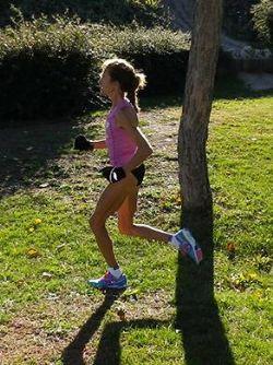 Elena Espeso es una de las mejores maratonianas españolas del momento