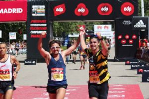 Cuando se cruza la meta del maratón no hay que descuidar la dieta