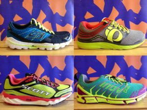 Zapatillas de natural running de Skechers, Scott, Pearl Izumi e Inov 8