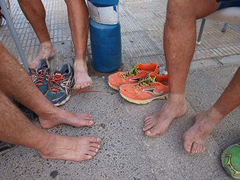 La importancia del tobillo del corredor