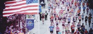 El Maratón de Boston reúne a unos 40.000 corredores
