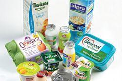 Muchos alimentos poseen componentes funcionales extra