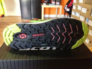 Suela de las zapatillas Scott Kinabalu
