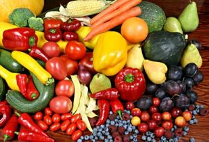 Muchos alimentos poseen antioxidantes