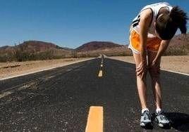 La anemia puede afectar a los corredores y a su rendimiento