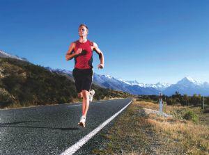 La respiración lleva a nuestro organismo el oxígeno, fundamental para poder correr