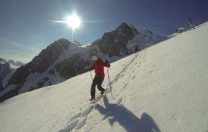 Kilian Jornet en la montaña