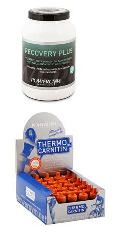 Los diferentes productos de Powergym nos pueden ayudar en cada momento del ejercicio