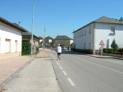 La Maratón de Toral de los Vados pasa por muchas carreteras entre pueblos