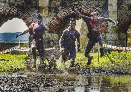 Imagen de un momento de la Farinato Race