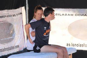 El quiromasaje deportivo también puede ayudar a prevenir lesiones