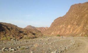 En Emiratos Árabes Unidos también se disputan carreras de trail