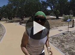 Aquí puedes ver el vídeo de Javier Serrano con los consejos para correr (o no correr) con calor
