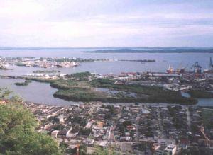 Cartagena de Indias, en Colombia