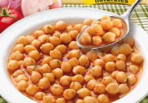 Se pueden tomar todo tipo de legumbres cocinadas de maneras muy variadas