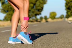 Los corredores pueden tener lesiones de muchos tipos