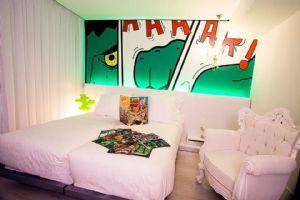 Dormirdcine, uno de los hoteles recomendados por HallSt