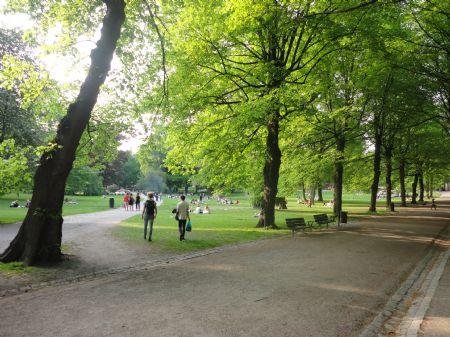 Estocolmo tiene multitud de senderos en zonas verdes donde se puede correr