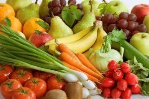 Las frutas y verduras aportan gran cantidad de vitaminas