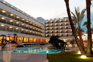 Hotel Bayren, en Gandía