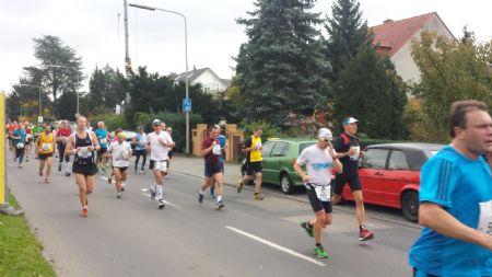 Imagen de la Maratón de Frankfurt el domingo 26 de octubre