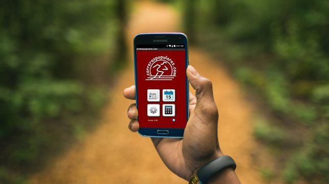 Carreraspopulares.com te invita al Medio Merat�n de Benidorm con nuestra APP movil