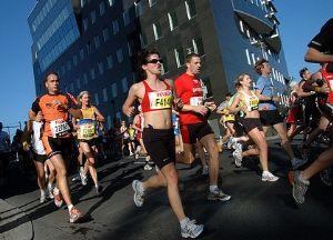El glucógeno almacenará la energía que necesitamos para correr
