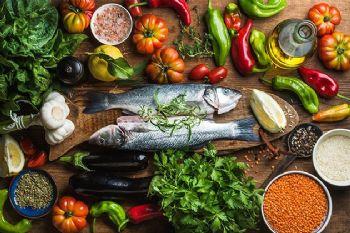 Muchos alimentos son ricos en proteínas
