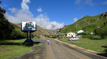 La carrera de Santi Pass se disputa en Sudáfrica y Lesotho
