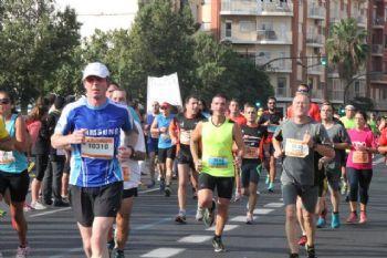 En carrera, es recomendable comportarse de forma adecuada para no molestar a los demás corredores