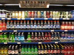Los refrescos pueden contener mucho azúcar