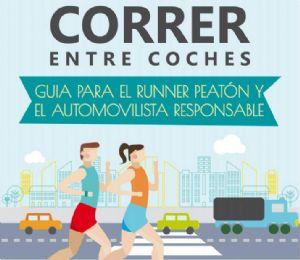 La guía Correr entre coches, publicada en el marco de la Carrera del Taller