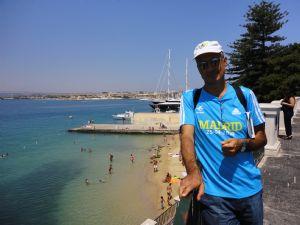 Sicilia es uno de los lugares en los que ha corrido nuestro colaborador José Manuel Torralba