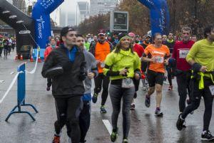 Frío y lluvia pueden afectar a nuestro rendimiento cuando corremos