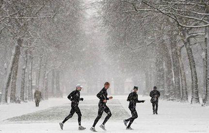 Frío, invierno y deporte son compatibles