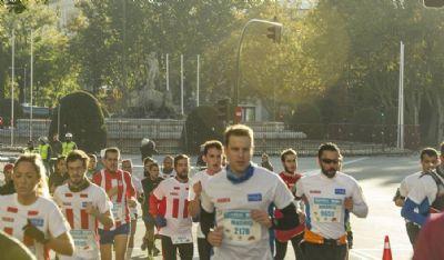 Imagen de la Sanitas Marca Running Series de Madrid 2014