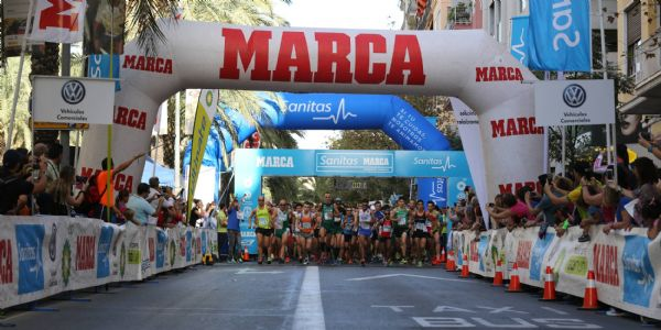 Sanitas Marca Running Series Alicante 2014