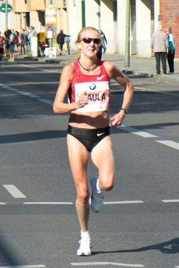 A Paula Radcliffe le ha esquivado la gloria olímpica