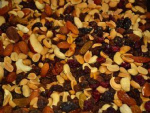 Los frutos secos pueden provocar en algunos corredores alergia alimentaria