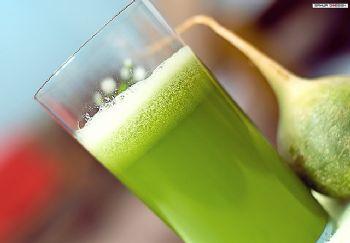 Combinar frutas y hortalizas en un zumo es lo más adecuado