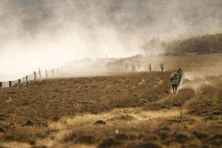 Un momento de la Patagonia Run 2015