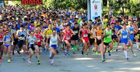 Las condiciones del terreno o la meteorología pueden añadir presión al corredor el día de la competición