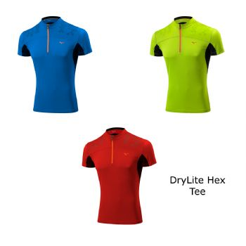 Camiseta Drylite Hex Tee