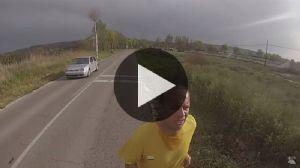 Cuando corremos en la carretera, hay que extremar la precaución