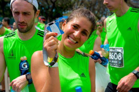 María Marta Nanni, corredora popular argentina