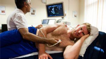 La ecocardiografía puede ayudar a detectar graves problemas de corazón